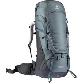 deuter Aircontact 50 + 10 SL Backpack Women, shale/graphite